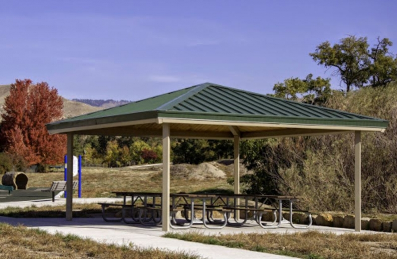 Pavilions and Shelters