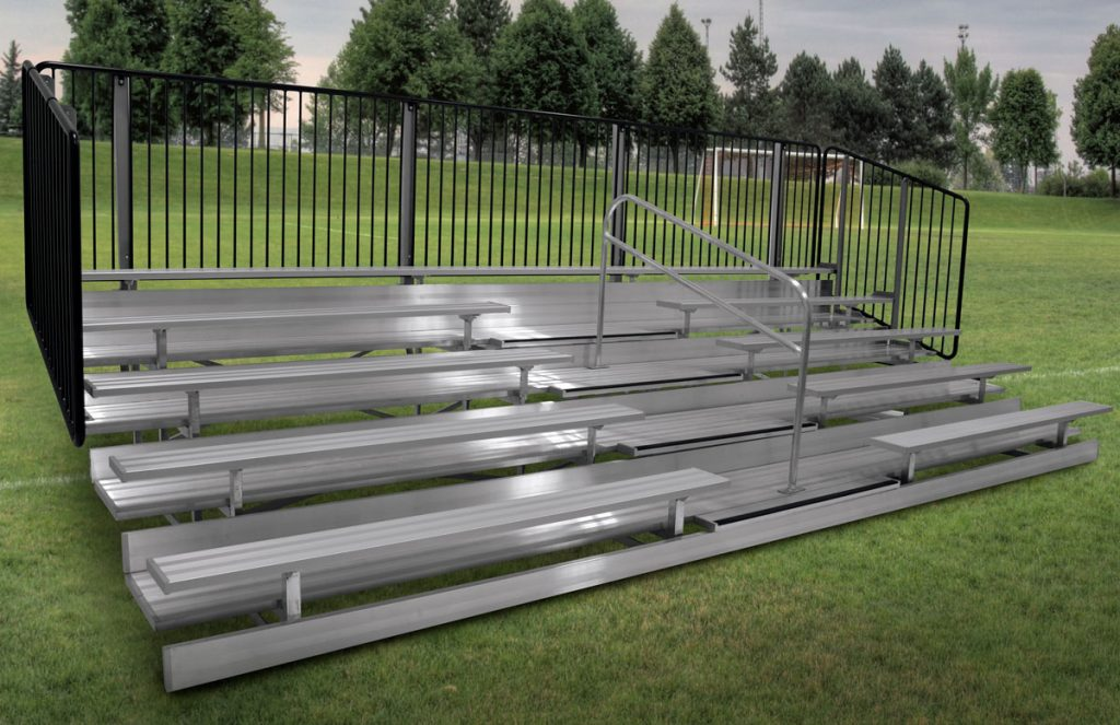 Bleachers and Stands