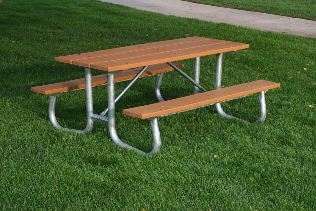Pleasing Picnic Tables Midwest Recreation Products Gmtry Best Dining Table And Chair Ideas Images Gmtryco