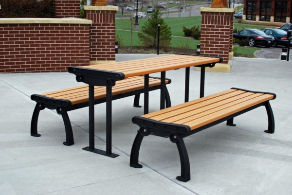 Tremendous Picnic Tables Midwest Recreation Products Gmtry Best Dining Table And Chair Ideas Images Gmtryco