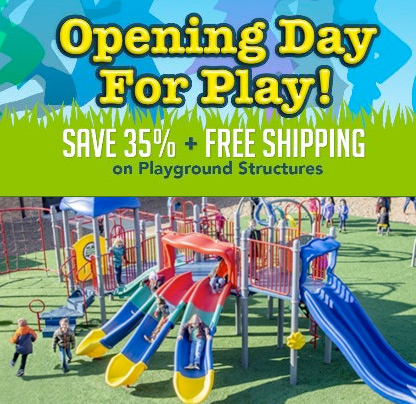 Opening Day For Play Sale